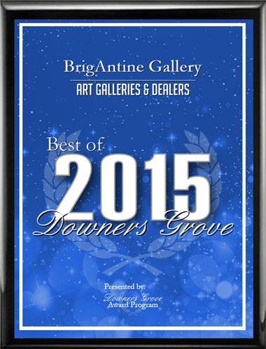 2015 Best of Downers Grove Award picture