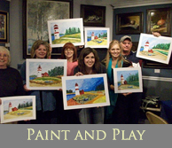 Paint & Play menu picture